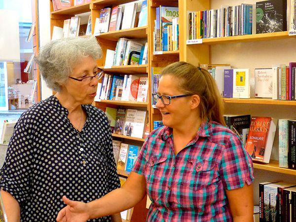 Unser Team Buchhandlung Heimes