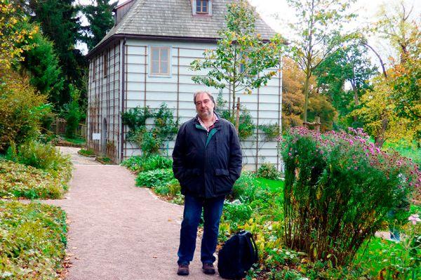2013 – Weimar in Goethes Garten